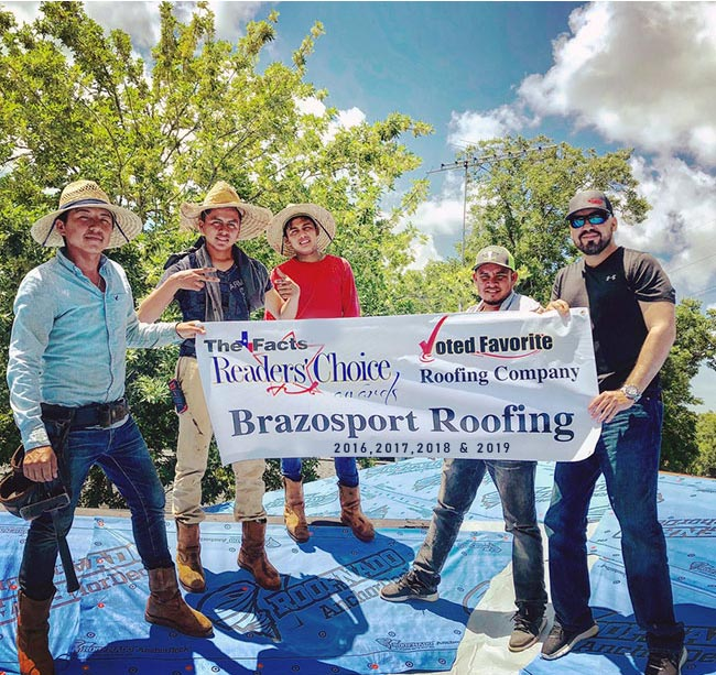 Brazosport Roofing Images